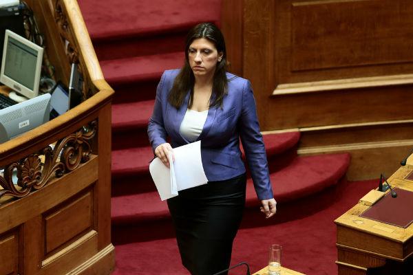 Κωνσταντοπούλου: Δεν έχουμε δικαίωμα το «όχι» να το κάνουμε «ναι»