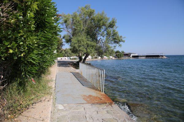 Παράνομα έργα στην παραλία του Βόλου σε μήκος 1.160 μ.