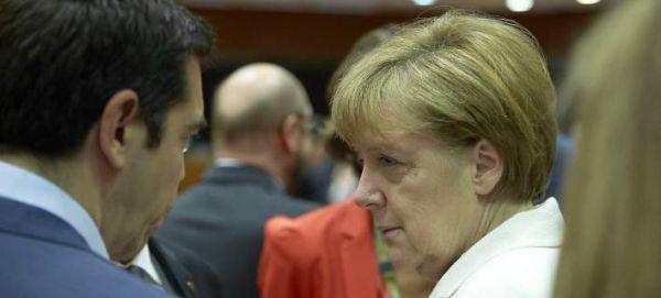 Reuters: Υπέρ του προσωρινού Grexit τάχθηκε η Μέρκελ