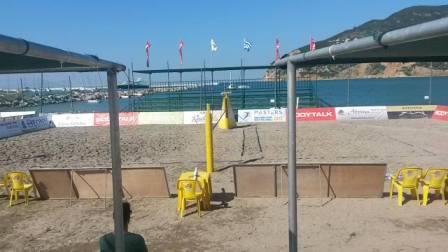 Πανελλήνιο beach volley στη Σκόπελο
