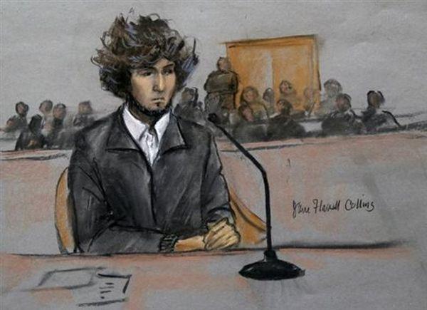 ΗΠΑ: Σε φυλακή για βαρυποινίτες μεταφέρθηκε ο βομβιστής της Βοστώνης
