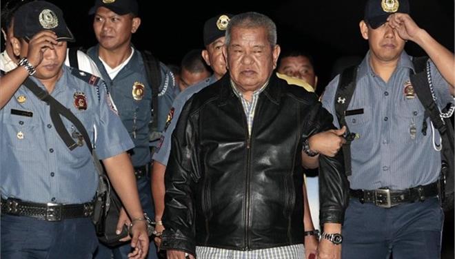 Πέθανε ο βασικός ύποπτος για τη σφαγή του 2009 στις Φιλιππίνες