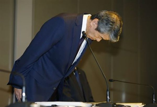 «Χαρακίρι» στην ηγεσία της Toshiba για λογιστικό σκάνδαλο