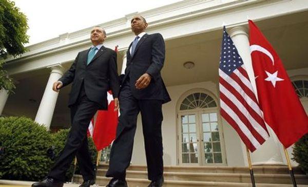 Επικοινωνία Ομπάμα-Ερντογάν για την κατάσταση στα σύνορα με τη Συρία