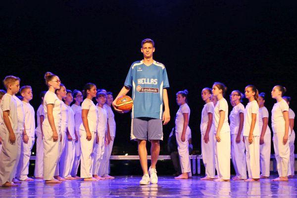 Πρωτεύουσα του μπάσκετ ο Βόλος (φωτογραφίες)