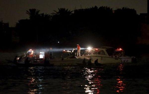 Τουλάχιστον 21 νεκροί από τη σύγκρουση πλοίων στον Νείλο