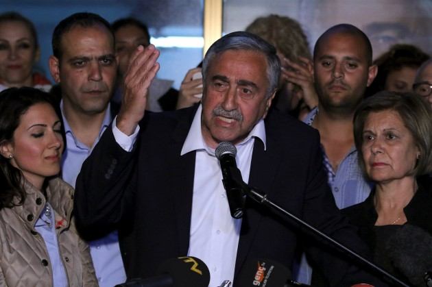Για νέο κράτος με το όνομα Ενωμένη Κυπριακή Ομοσπονδία μίλησε ο Ακιντζί!