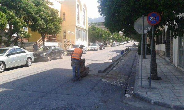 Σε ακινησία έργα και διαγωνισμοί στο Δήμο Βόλου