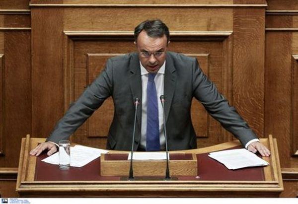 Σταϊκούρας: Ύφεση και αποσταθεροποίηση στην 6μηνη διακυβέρνηση ΣΥΡΙΖΑ