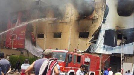Αίγυπτος: Φωτιά σε εργοστάσιο επίπλων με 19 νεκρούς