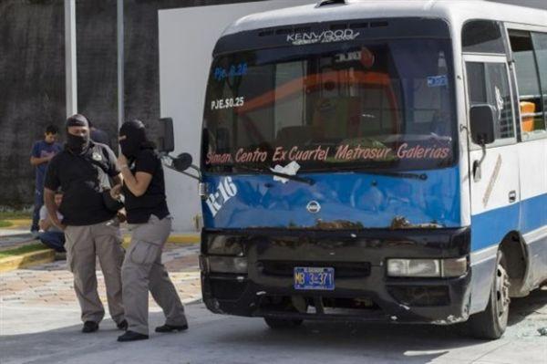 Ελ Σαλβαδόρ: 7 οδηγοί λεωφορείων δολοφονήθηκαν γιατί δεν απήργησαν