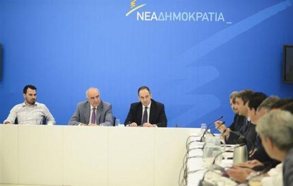 Τον Οκτώβριο η Συνδιάσκεψη της Νέας Δημοκρατίας