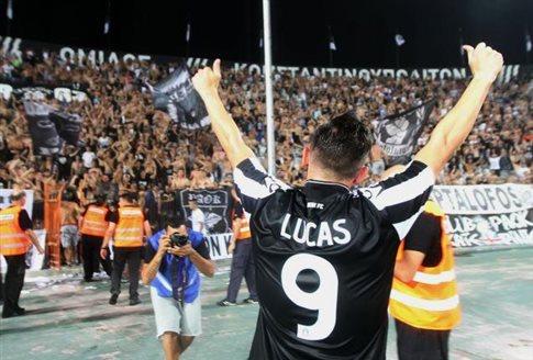 Ο Λούκας αφήνει τον ΠΑΟΚ για τη Λα Κορούνια