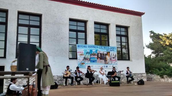 Κρουαζιέρα πολιτισμού του ΡΙΚ στη Σκιάθο (φωτογραφίες)