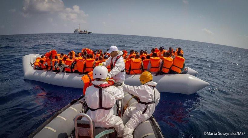 Φόβοι για εκατοντάδες νεκρούς μετανάστες σε ναυάγιο ανοιχτά της Λιβύης