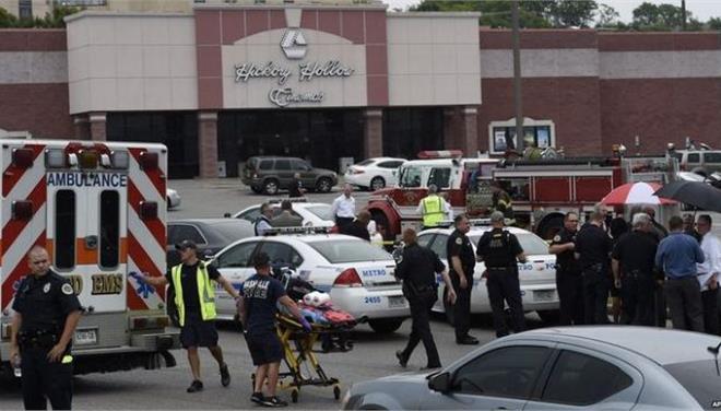 ΗΠΑ: Εισέβαλε με τσεκούρι και όπλο σε κινηματογράφο - νεκρός ο δράστης