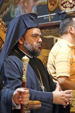 Βολιώτης στο Οικουμενικό Πατριαρχείο