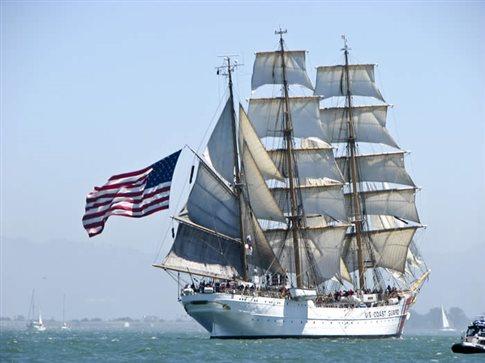 Το πλοίο των Ναζί που χρησιμοποιεί μέχρι σήμερα η Αμερικανική Ακτοφυλακή