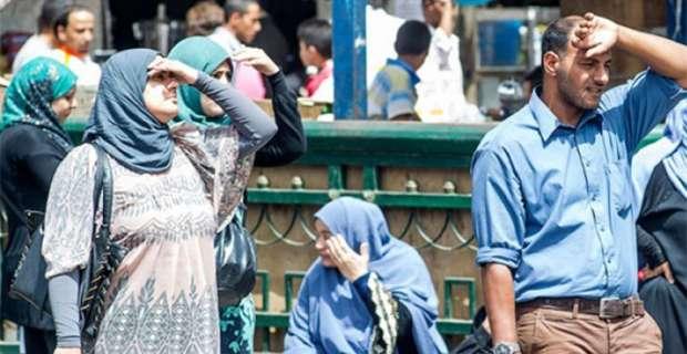 Φονικός καύσωνας πλήττει την Αίγυπτο: 21 νεκροί