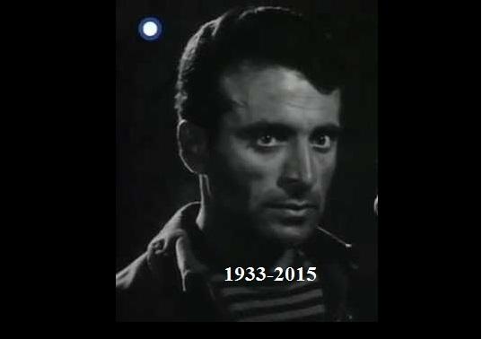 Πέθανε o ηθοποιός Νίκος Τσαχιρίδης