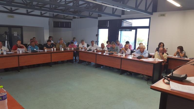 Ψήφισμα υπέρ των αγροτών από το Δ.Σ Αλμυρού