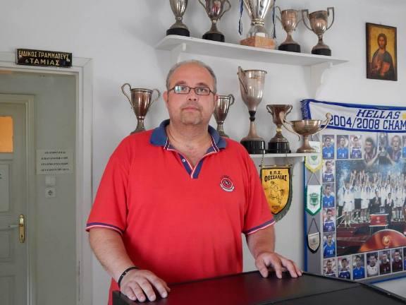 Νέος πρόεδρος ο Λασκαράκης