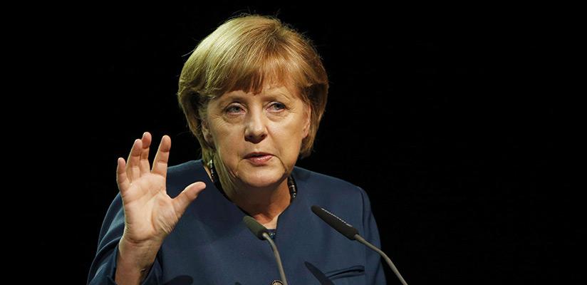 Μέρκελ: Ανοιχτή στο ενδεχόμενο ελάφρυνσης του ελληνικού χρέους
