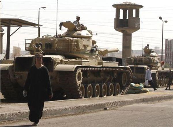 Δρακόντειο αντιτρομοκρατικό νόμο πέρασε η Αίγυπτος
