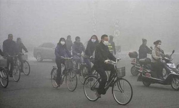 Κίνα: 4.000 νεκροί κάθε μέρα λόγω ρύπανσης της ατμόσφαιρας