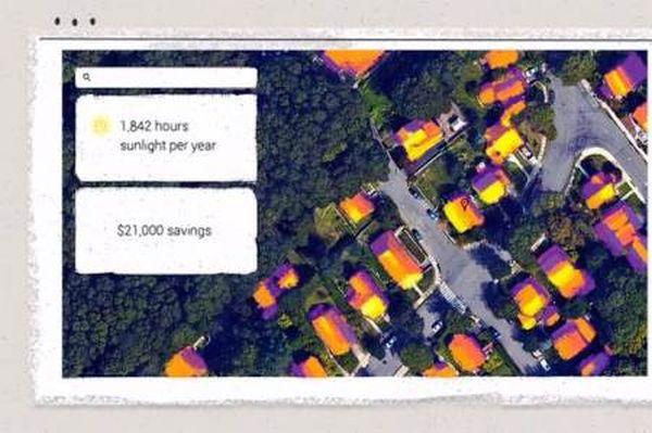 Η Google βάζει φωτοβολταϊκά στη στέγη μας
