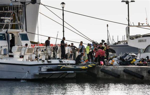 Επιχειρήσεις διάσωσης 534 μεταναστών στο ανατολικό Αιγαίο