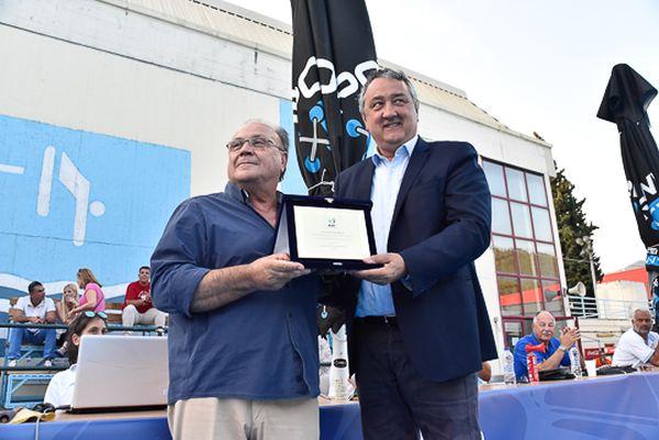 Τίμησε Μπαρέλι ο Διαθεσόπουλος