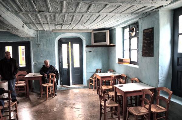 Δύο καφενεία του Πηλίου στα 10 πιο αυθεντικά  της Ελλάδας