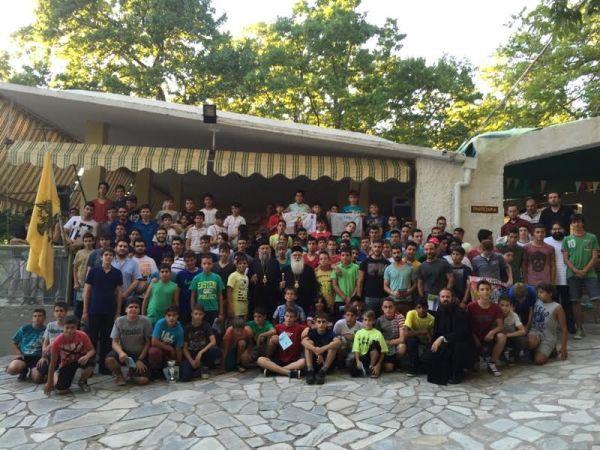 600 παιδιά στον Αγιο Λαυρέντιο