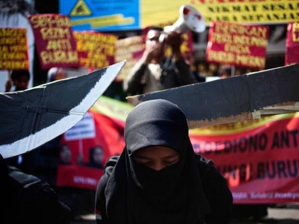 Σαουδική Αραβία:Κάθε δύο μέρες ένας αποκεφαλισμός θανατοποινίτη