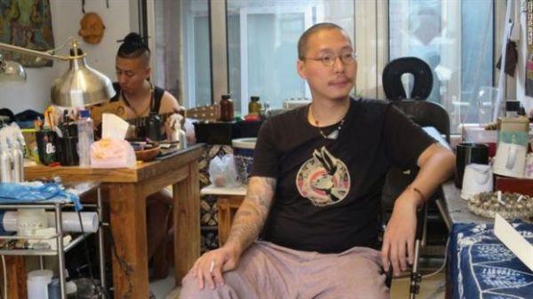 Στην Κίνα τα τατουάζ δεν είναι πλέον ταμπού