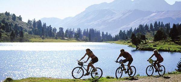 Ποδηλατική διαδρομή στα Τρίκαλα 2.880 μ.