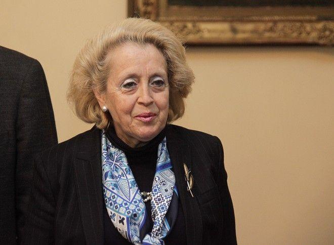 Βασιλική Θάνου: Αυτή είναι η πρώτη Ελληνίδα πρωθυπουργός