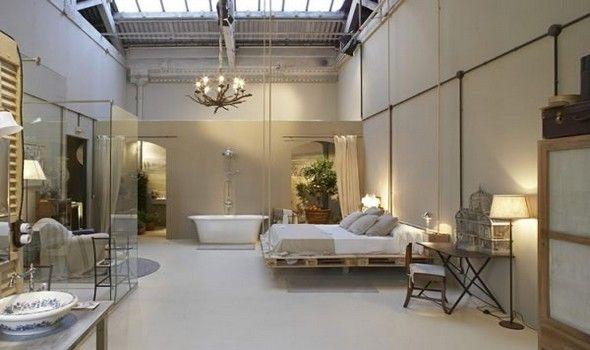 Πρωτότυπο διαμέρισμα στην Βαρκελώνη..