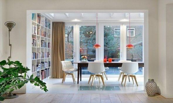 Άμστερνταμ: Η προέκταση του σπιτιού σου θα ευχόσουν να είναι έτσι...