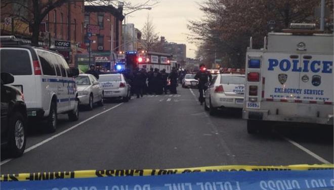 Νέα Υόρκη: Νεκρός αθώος περαστικός από πυρά αστυνομικού