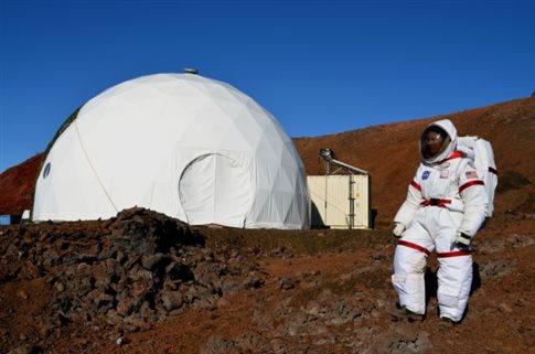 Με το βλέμμα στον Άρη, η NASA ξεκινά πείραμα 12μηνης απομόνωσης