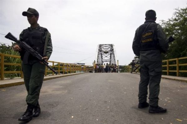 Δεκαεπτά νεκροί από πυρκαγιά σε φυλακή της Βενεζουέλας