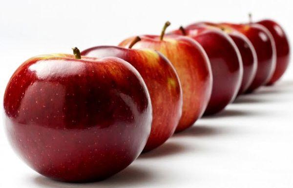 Ικανοποιητική η παραγωγή μήλων