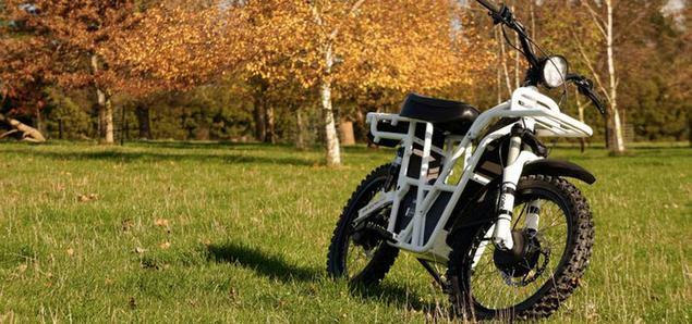 Ubco 2x2 electric bike: Ηλεκτρική μοτό 2x2 βάρους 50 κιλών!