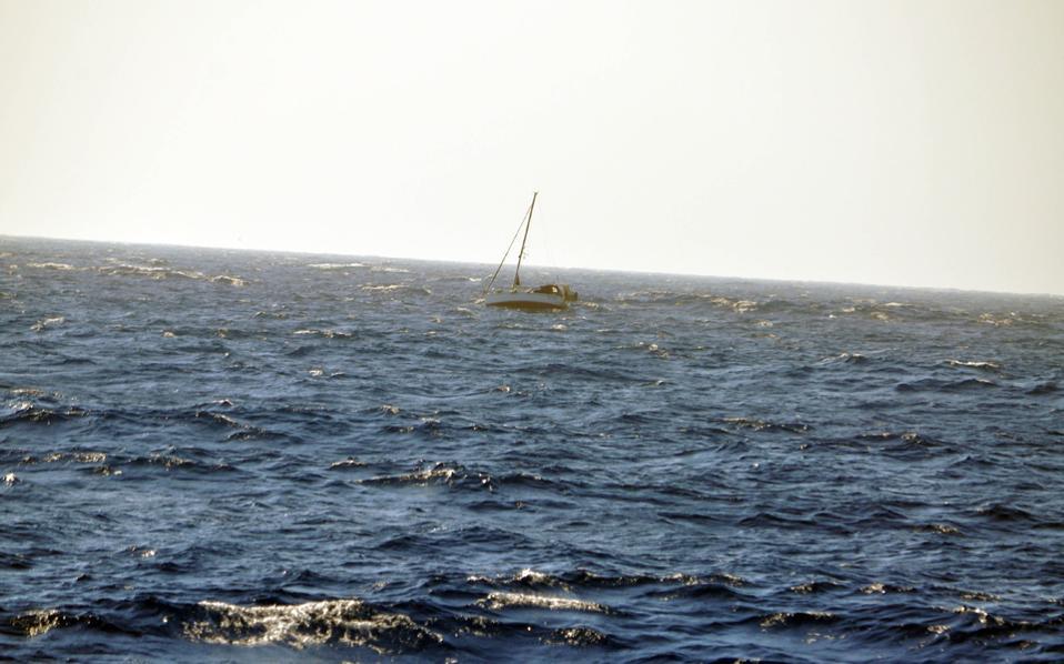 Αγνοείται ο Ελληνας καπετάνιος αλιευτικού που βυθίστηκε στη Σενεγάλη