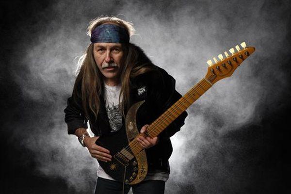 Uli Jon Roth: Ο κιθαρίστας των Scorpions στη Θεσσαλονίκη