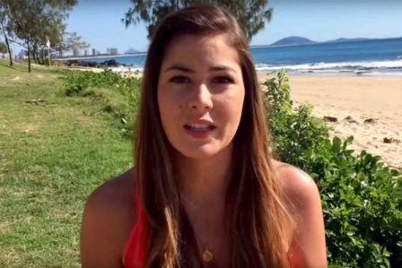 Γαλλίδα ψάχνει μέσω YouTube και Facebook τον ωραίο Αυστραλό που την άφησε έγκυο