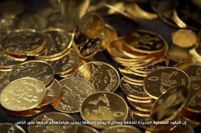 Οι τζιχαντιστές του ISIS έκοψαν δικό τους νόμισμα