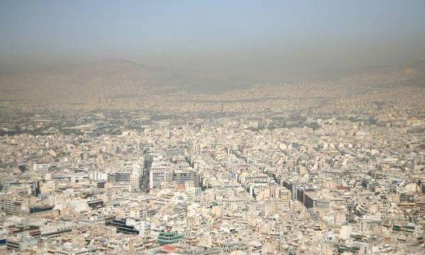 Ατμοσφαιρική ρύπανση: το όζον εκτός ορίων στην Αθήνα